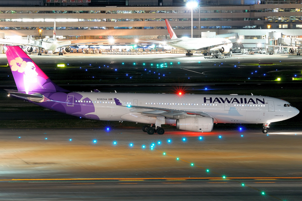 HA Hawaiian_Airlines_A330-202