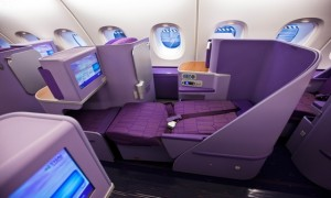 TG A380 Business Seat