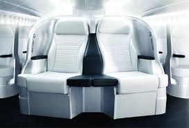 Example> Air NZ Premium Economy seat