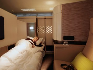 First Class via Arab