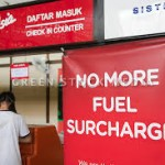no more fuel surchagre