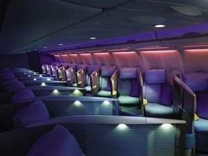 cheap airfares Cathay luxuy business class flights