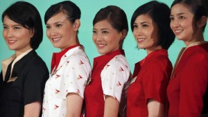 Cathay pacific friendly service